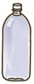 water bottle clip art